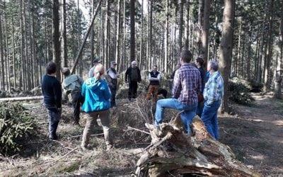 """Vierte Sitzung der Gebietskooperation """"Nördlicher Teutoburger Wald/Wiehengebirge"""" im Haus der Landwirtschaft"""