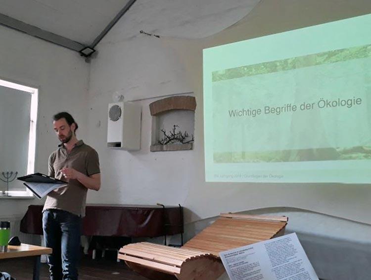 Ausbildung von zertifizierten Natur- und Landschaftsführern