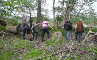 "7. Kooperationssitzung ""Nördlicher Teutoburger Wald/Wiehengebirge"" in Melle"