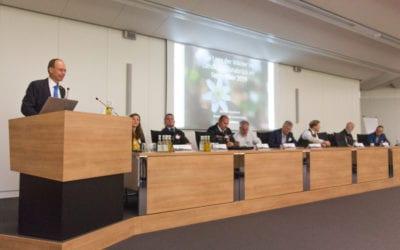 Große Regionale Waldkonferenz lockte zahlreiche Gäste ins Kreishaus