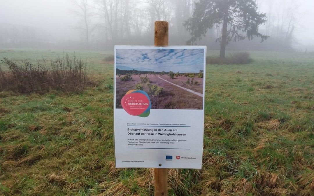 Landschaftswerte: weitere Fördermittel für den Haseoberlauf