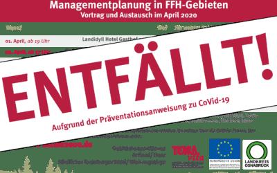 Einladung: Austausch und Information zum Management in FFH-Gebieten