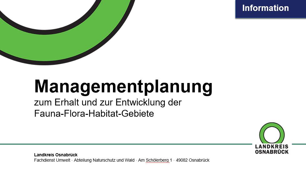 10. Gebietskooperationssitzungen Artland/ Hase am 18.02.20 und Nördlicher Teutoburger Wald/ Wiehengebirge am 17.02.20