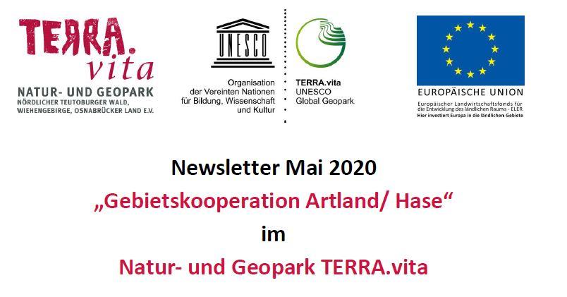 Newsletter statt Gebietskooperationssitzungen im Mai 2020